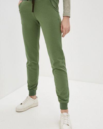 Зеленые спортивные брюки D.s