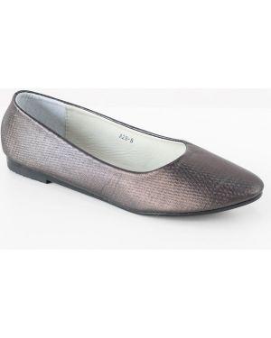 Черные туфли Meitesi
