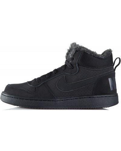 Кеды резиновые на шнуровке Nike
