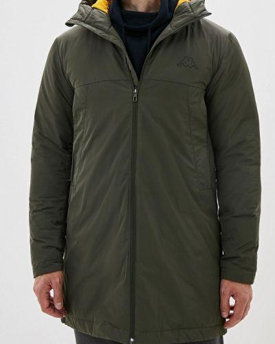 Куртка осенняя зеленая Kappa