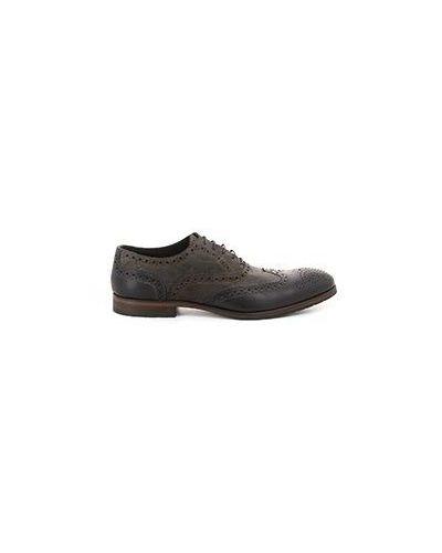 Кожаные ботинки броги демисезонный Joop!