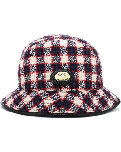 Wełniany kapelusz Gucci