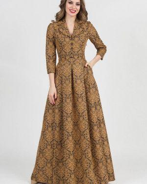 Вечернее платье - коричневое Olivegrey