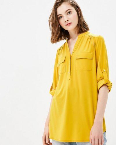 Желтая блузка осенняя Wallis