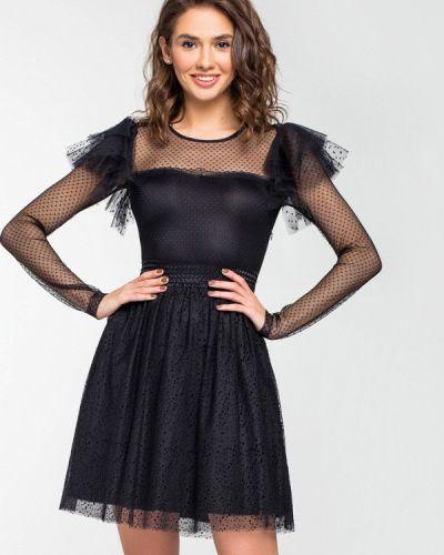 Вечернее платье осеннее Itelle