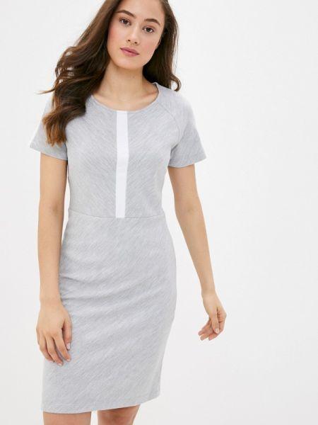 Серое платье Madeleine