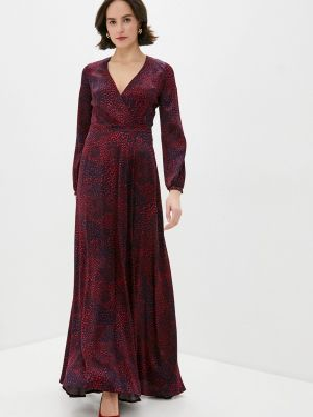 Разноцветное платье D&m By 1001 Dress