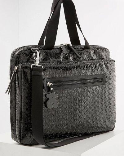 Кожаный сумка лаковая Tous