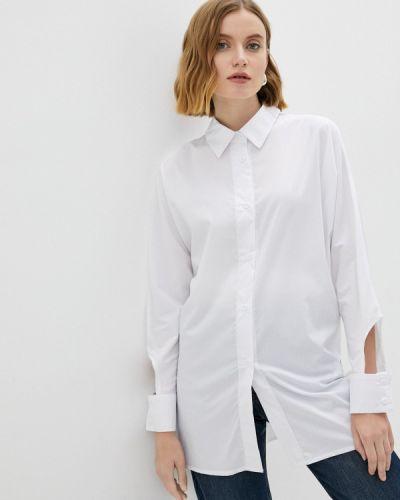 Белая зимняя блузка Indiano Natural