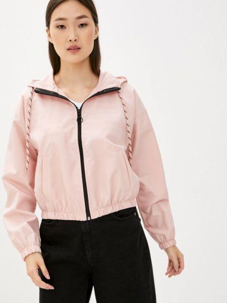 Куртка весенняя розовая Defacto