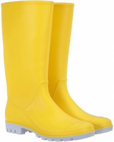 Żółte kalosze Mountain Warehouse