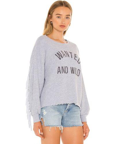 Bluza dresowa Wildfox Couture