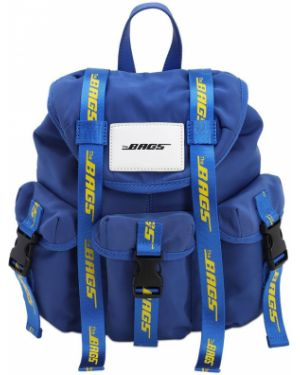 Niebieski torebka mini klamry The Bags