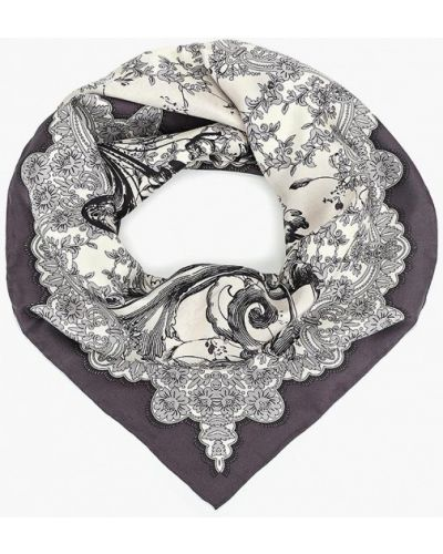 Серый платок Leo Ventoni