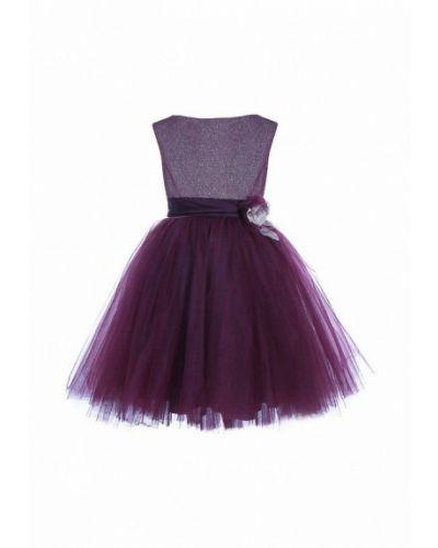 Платье на торжество фиолетовый Love Story