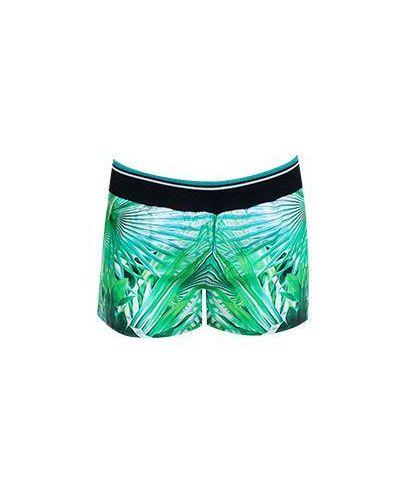 Спортивные шорты летние зеленый Roberto Cavalli