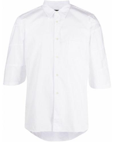Klasyczna biała koszula bawełniana Comme Des Garcons Homme Deux