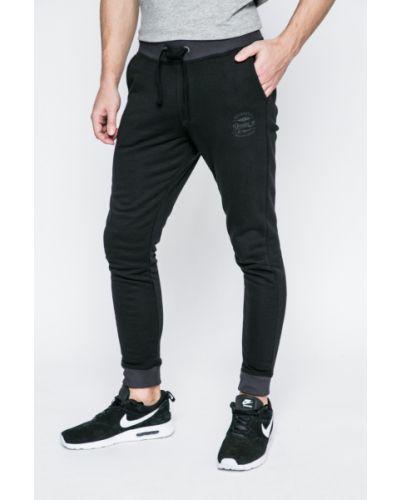 Прямые брюки на резинке с карманами Blend