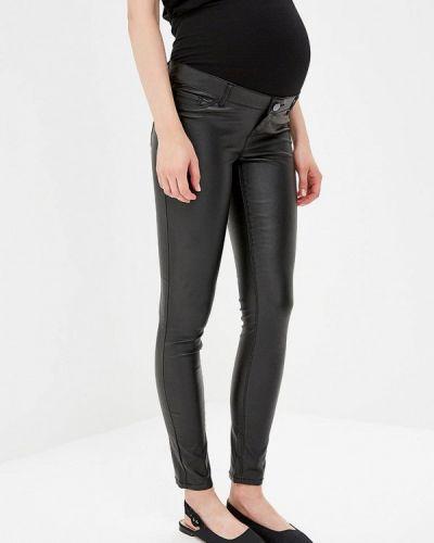 Черные брюки повседневные Dorothy Perkins Maternity