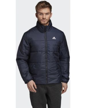 Деловая облегченная зимняя куртка с нашивками Adidas