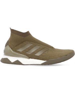 Zielone sneakersy Adidas X Nemeziz