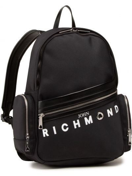 Plecak - czarny John Richmond