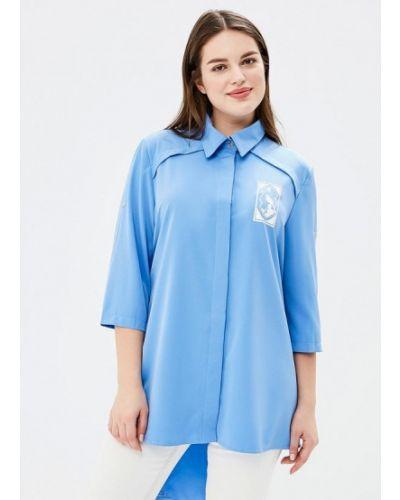 Голубая туника Fresh Cotton