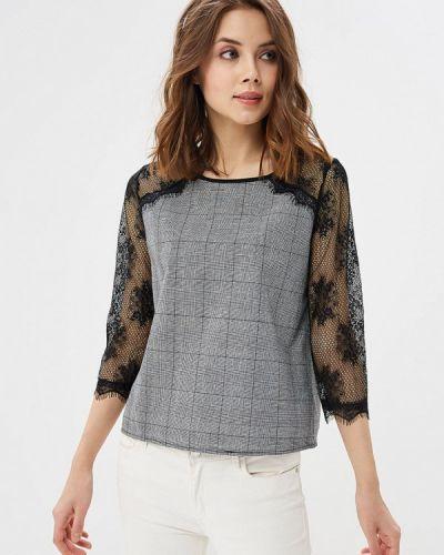 Серая блузка By Swan