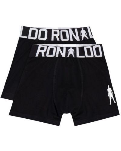 Czarne majtki Cristiano Ronaldo Cr7