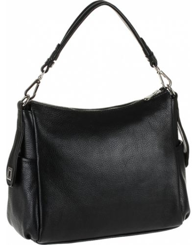 Кожаная сумка - черная Vera Pelle