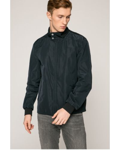 Утепленная куртка с запахом прямая Geox