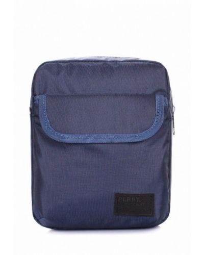 Синяя сумка Poolparty