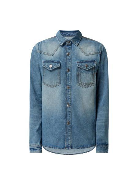 Koszula jeansowa - niebieska Redefined Rebel