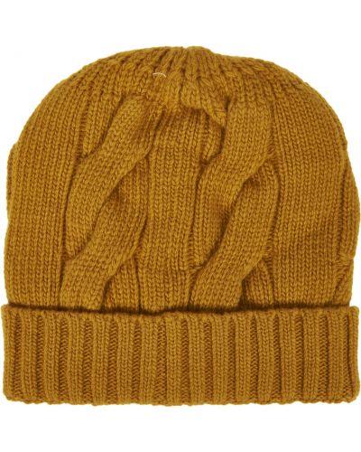 Żółta czapka Tagliatore