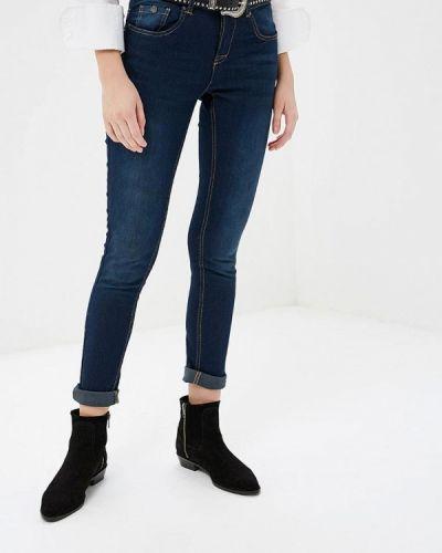 Зауженные джинсы - синие Fresh Brand