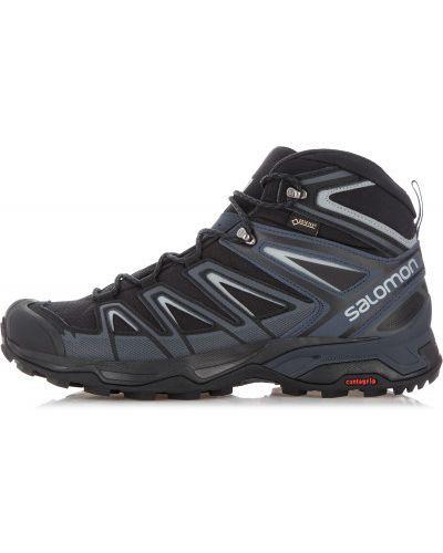 Треккинговые ботинки мембранные высокие Salomon