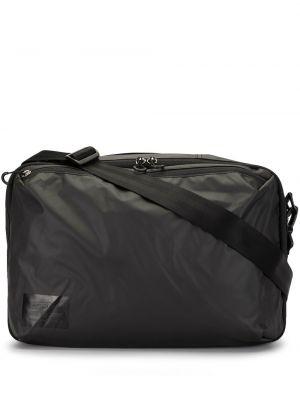 Черная нейлоновая дорожная сумка на молнии As2ov