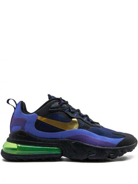 Фиолетовые кроссовки беговые Nike