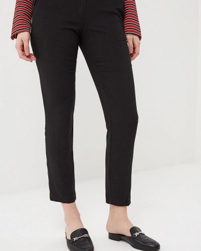 Черные классические брюки Silvian Heach