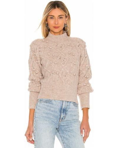 Городской акриловый бежевый свитер [blanknyc]