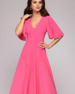 Вечернее платье летнее с декольте 1001 Dress