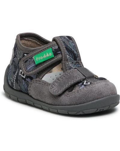 Szare sandały Froddo
