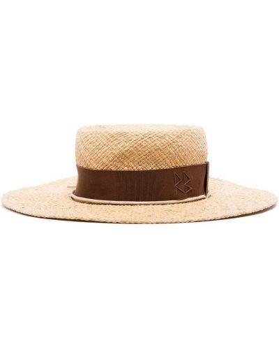 Хлопковая шапка - бежевая Ruslan Baginskiy