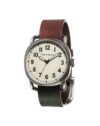 Кварцевые часы Tokyobay