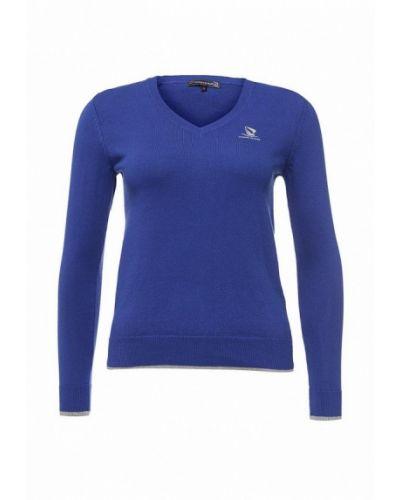 Пуловер турецкий синий Giorgio Di Mare