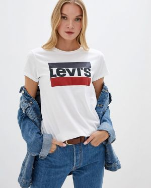 Поло белое Levi's®