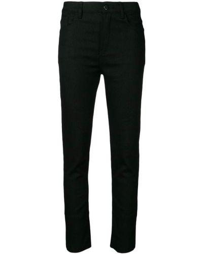 Зауженные джинсы - черные Jovonna