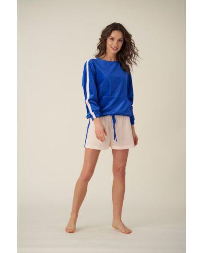 Piżama - niebieska Unico