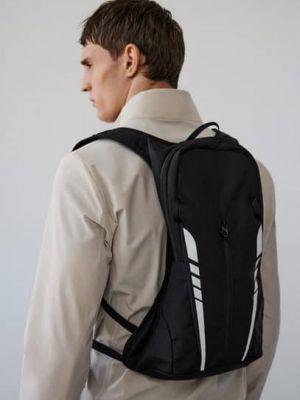 Plecak sportowy - czarny Mango Man