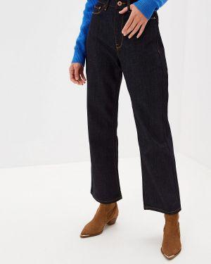Широкие джинсы расклешенные индийские Ostin